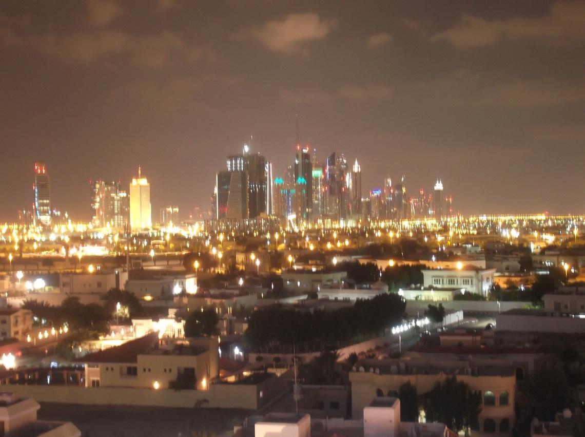 Sheikh Zayed Sky Scrapers