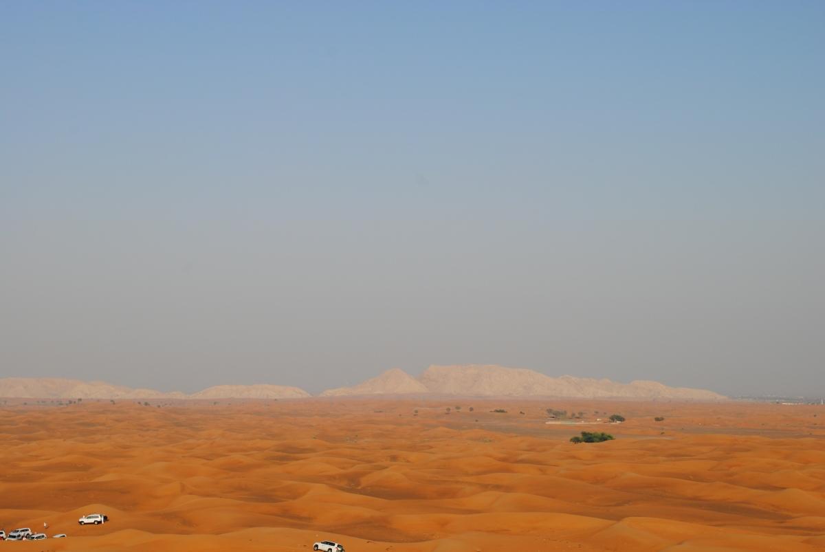 Bashing the Dunes