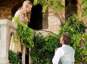 Gusto ko makarating ng Italy at maramdamang maging si Juliet