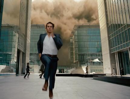 Tom Cruise Sandstorm