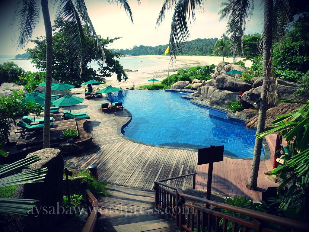 Bintan - Pool