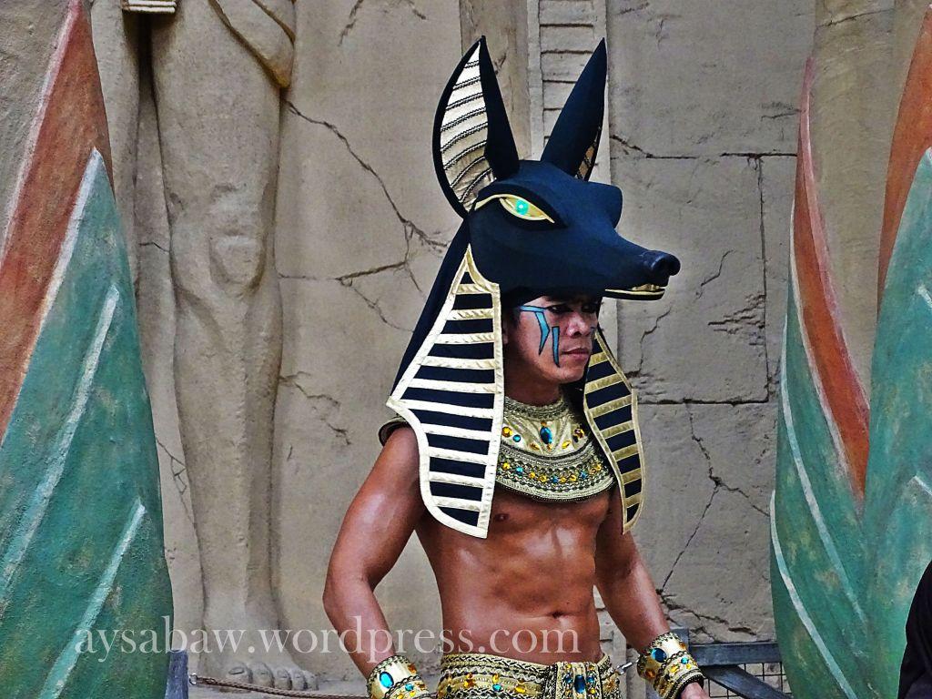 Egyptian...