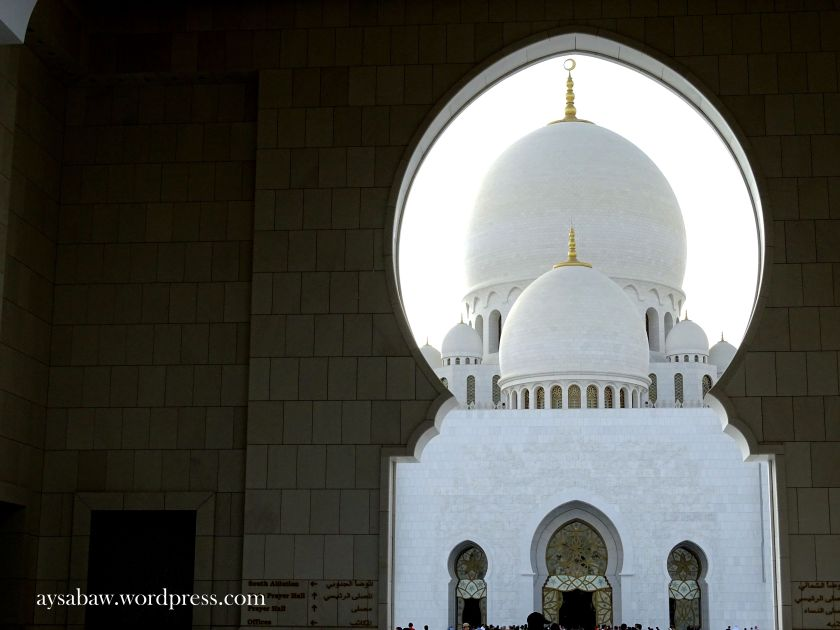 Grand Sheikh Zayed Mosque 10