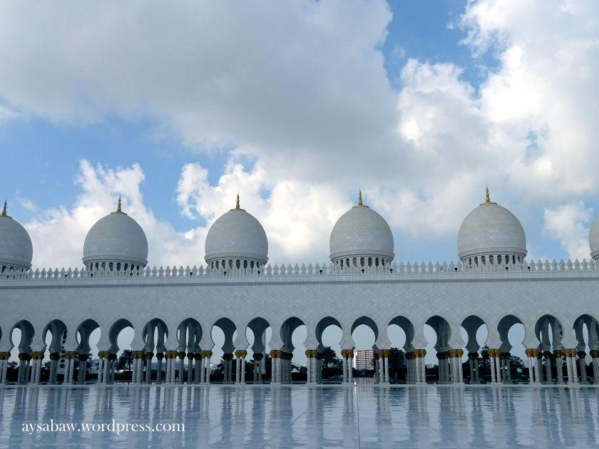 Grand Sheikh Zayed Mosque 12