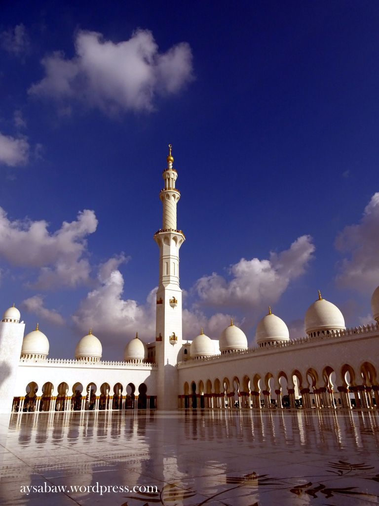 Grand Sheikh Zayed Mosque - 15
