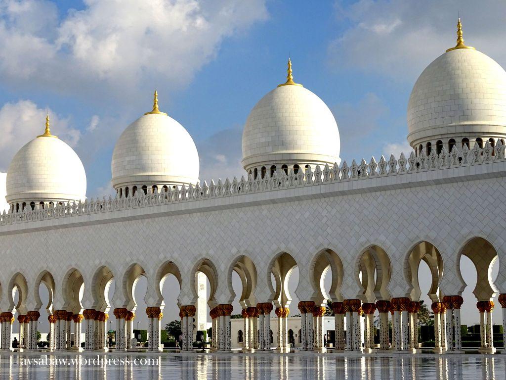 Grand Sheikh Zayed Mosque - 16