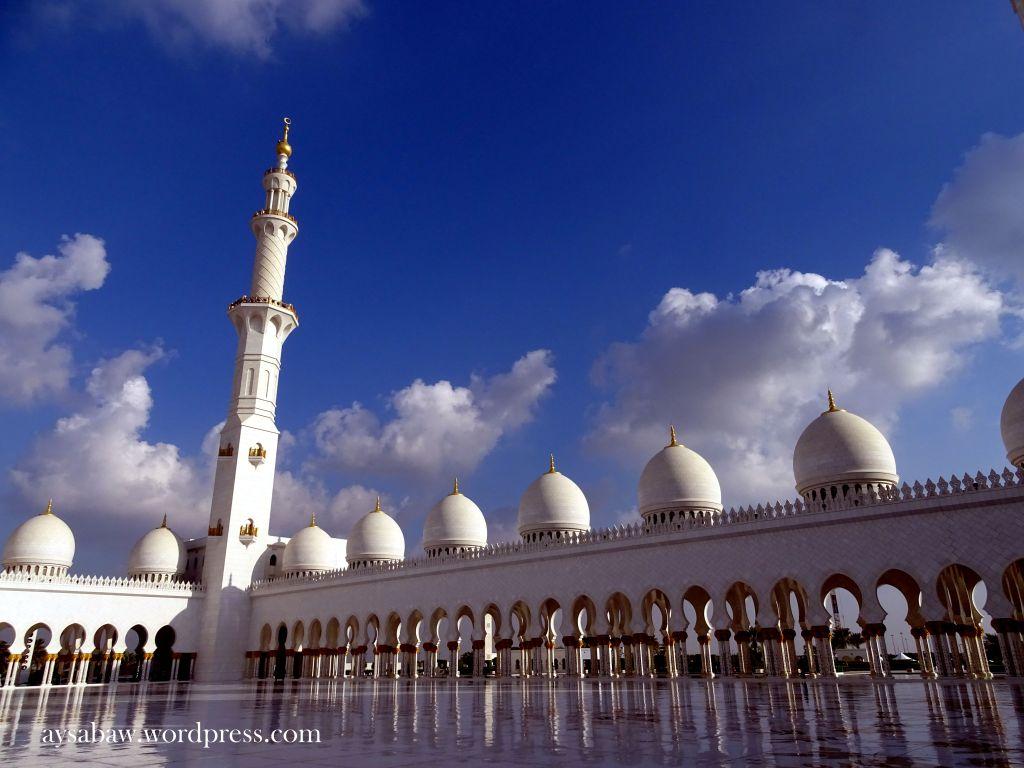 Grand Sheikh Zayed Mosque 16