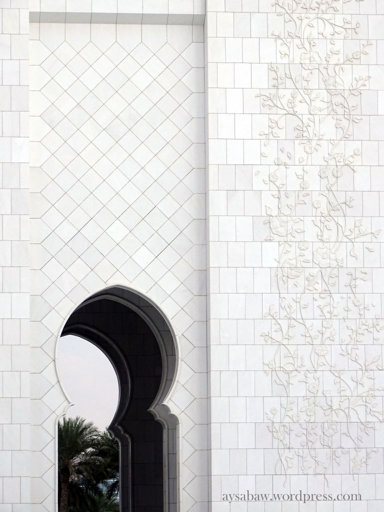 Grand Sheikh Zayed Mosque 17