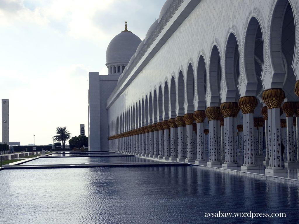 Grand Sheikh Zayed Mosque 18