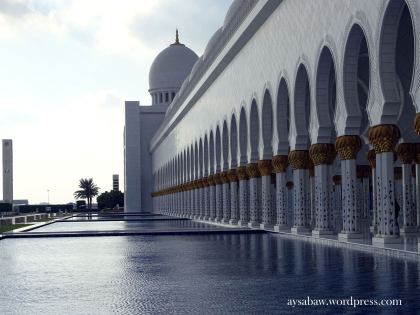 Grand Sheikh Zayed Mosque 18