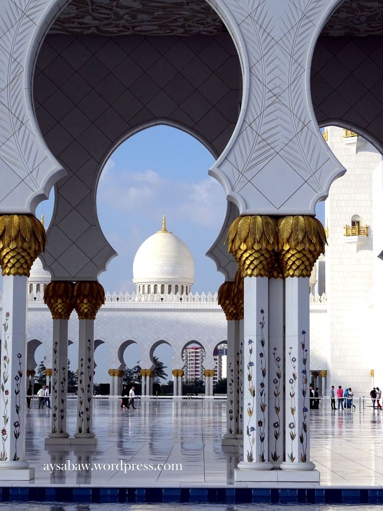 Grand Sheikh Zayed Mosque 19