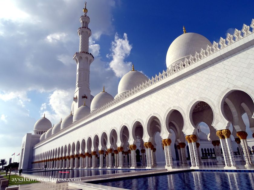 Grand Sheikh Zayed Mosque 3