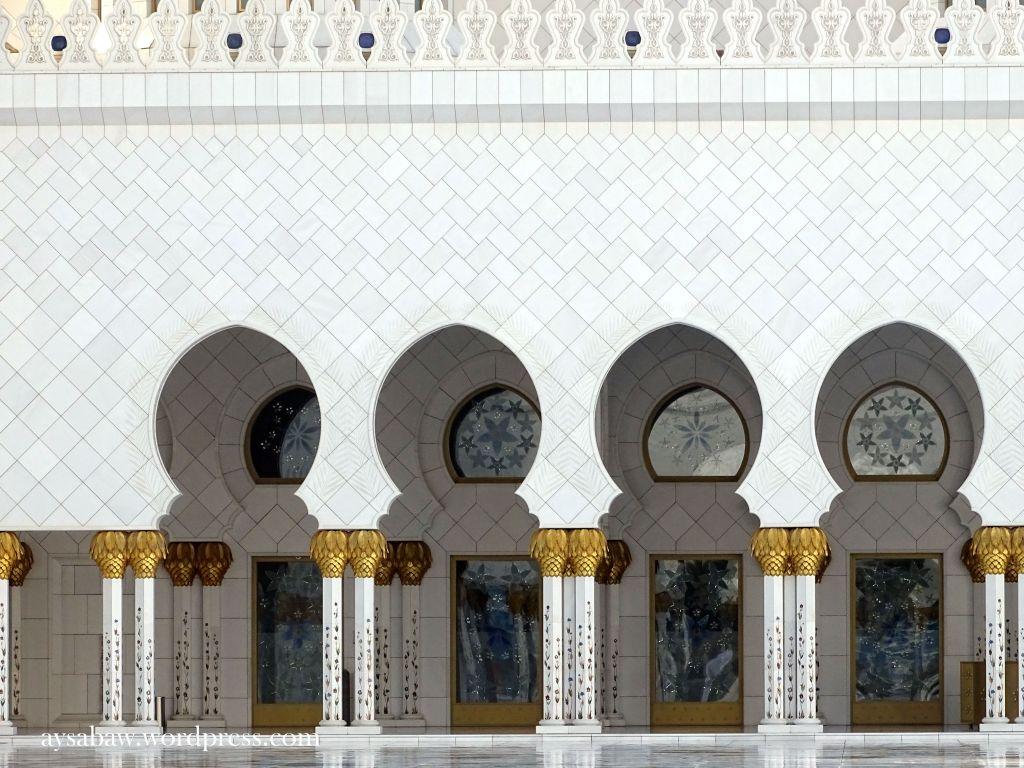 Grand Sheikh Zayed Mosque 8