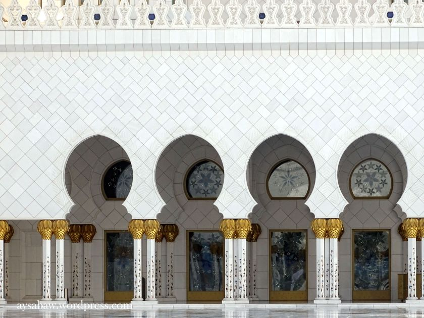 Grand Sheikh Zayed Mosque 8