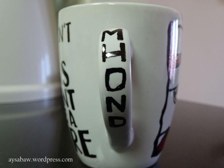 Luffy Mug 3