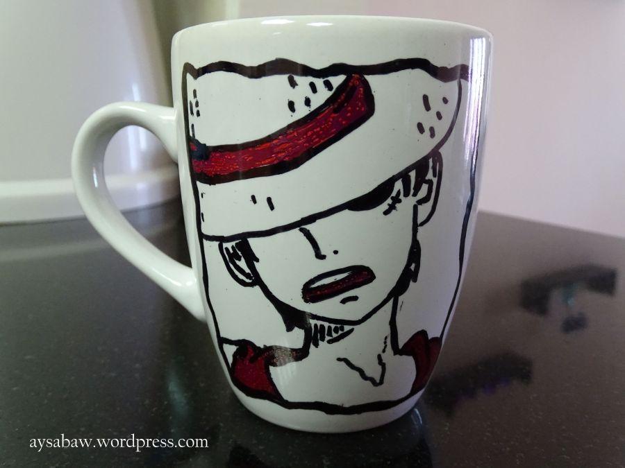 Luffy Mug - One Piece