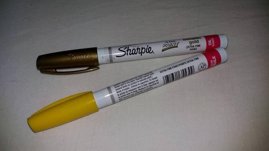 Sharpie Fine Point