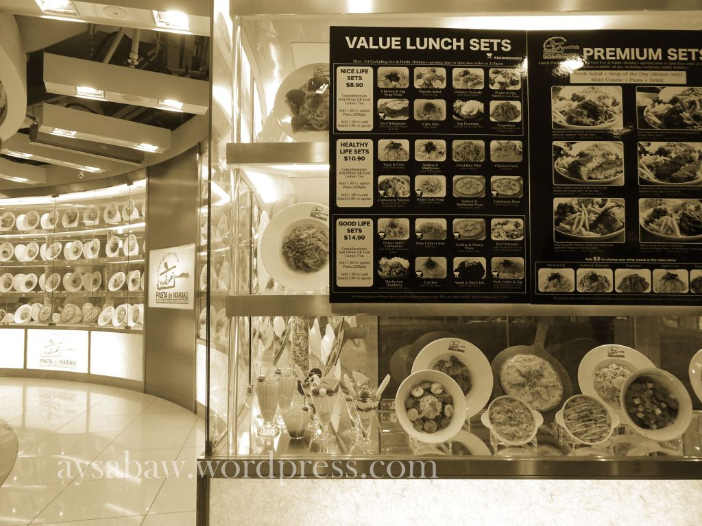 Value Lunch Sets