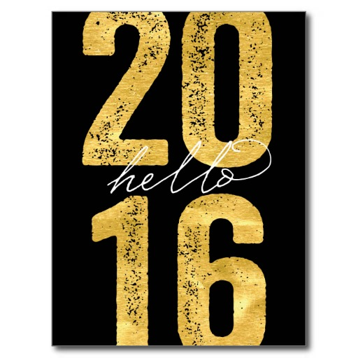 Hello 2016! Hello Project366!