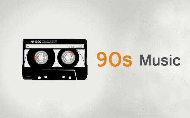 Some 90's MusicHere