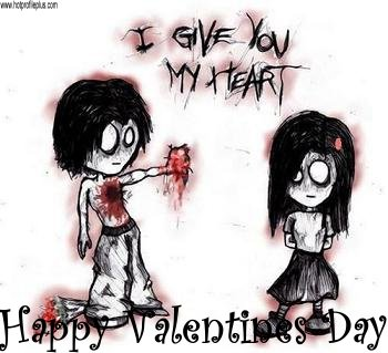Emo Valentines