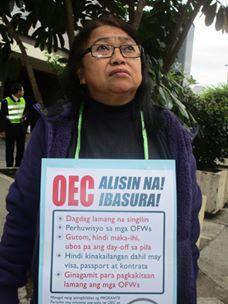 abolish OEC