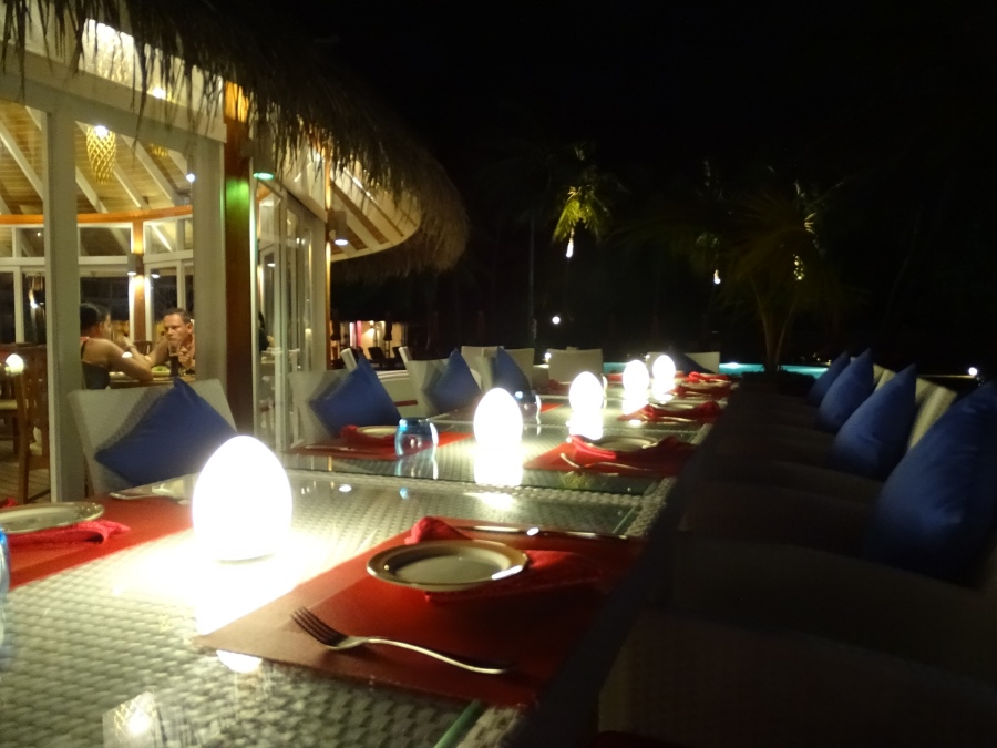 Sun Aqua Vilu Reef Restaurant