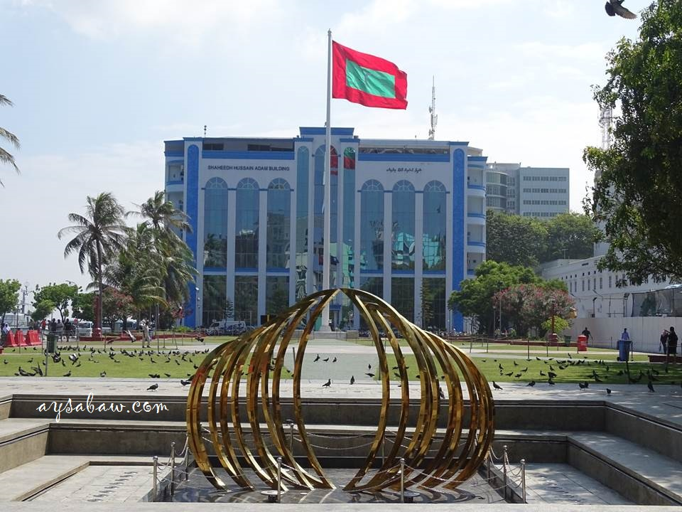 Roaming Around Malé