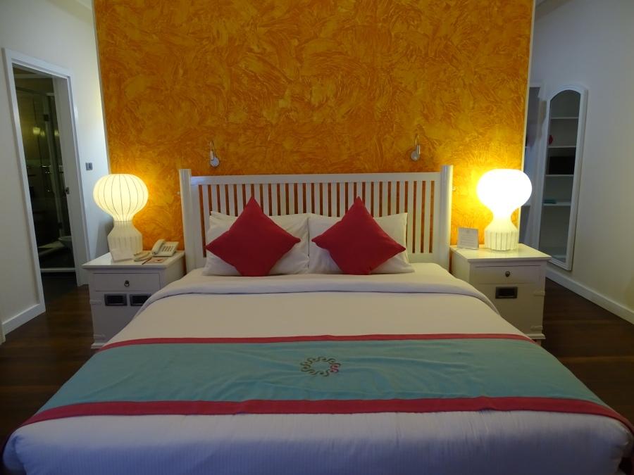 Sun Aqua Vilu Reef Room