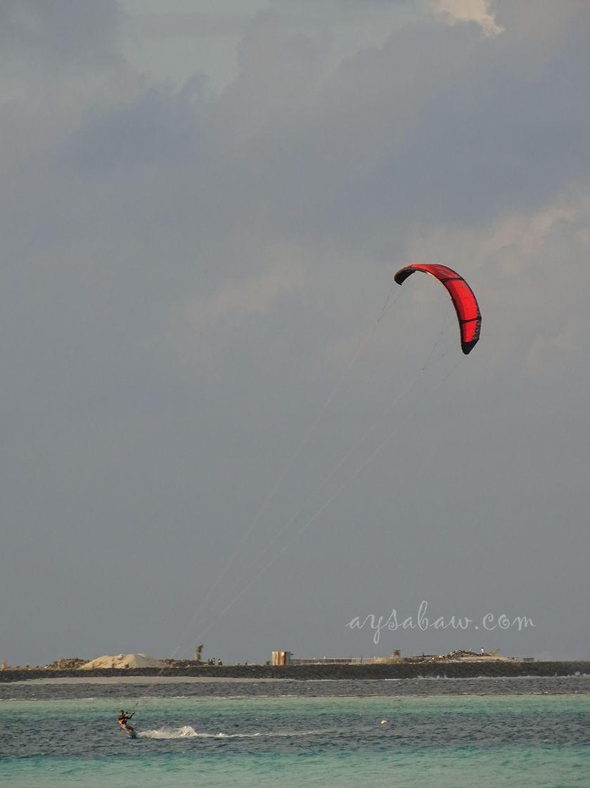 windsrufing