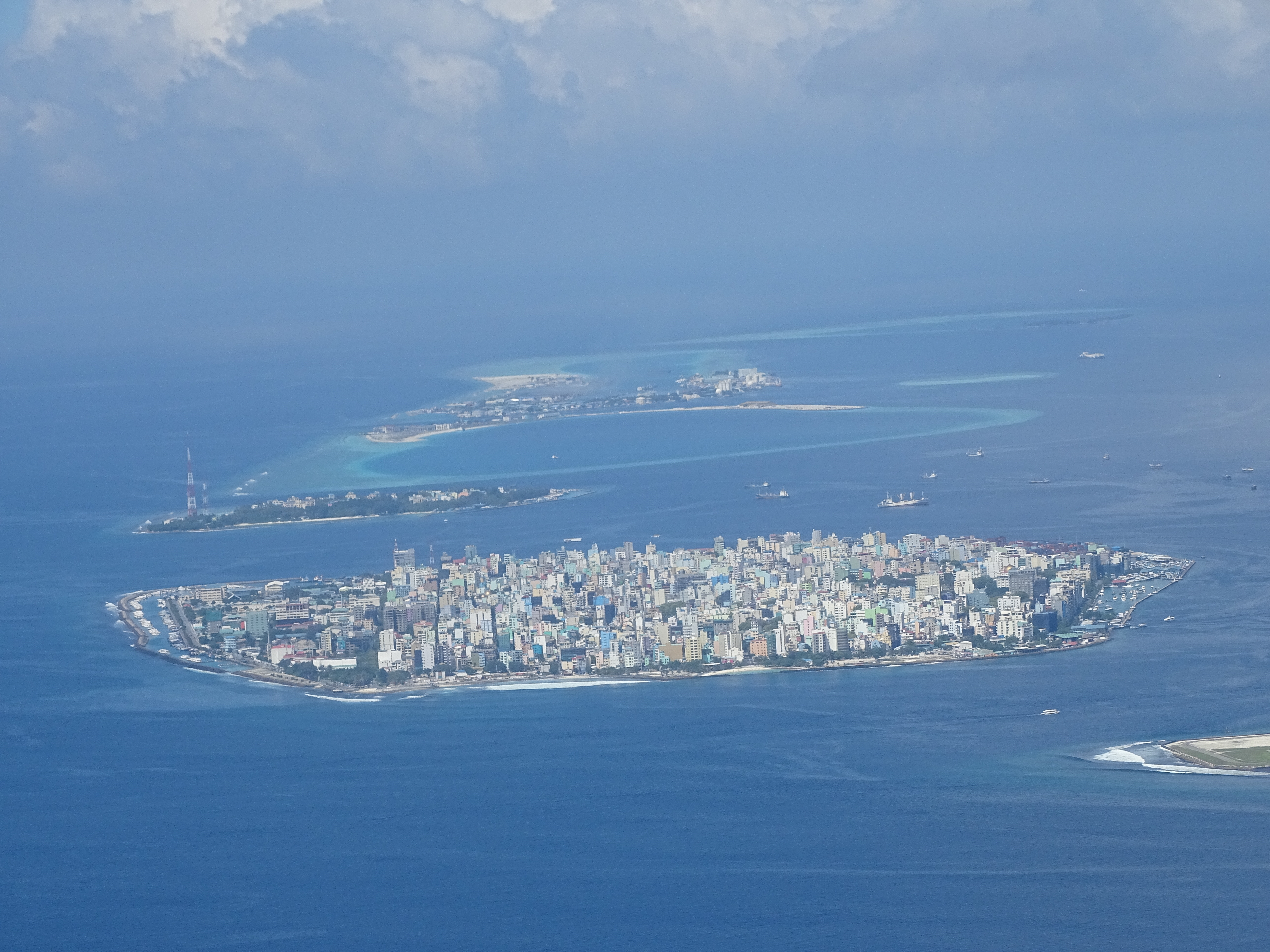 Dating pangalan ng maldives