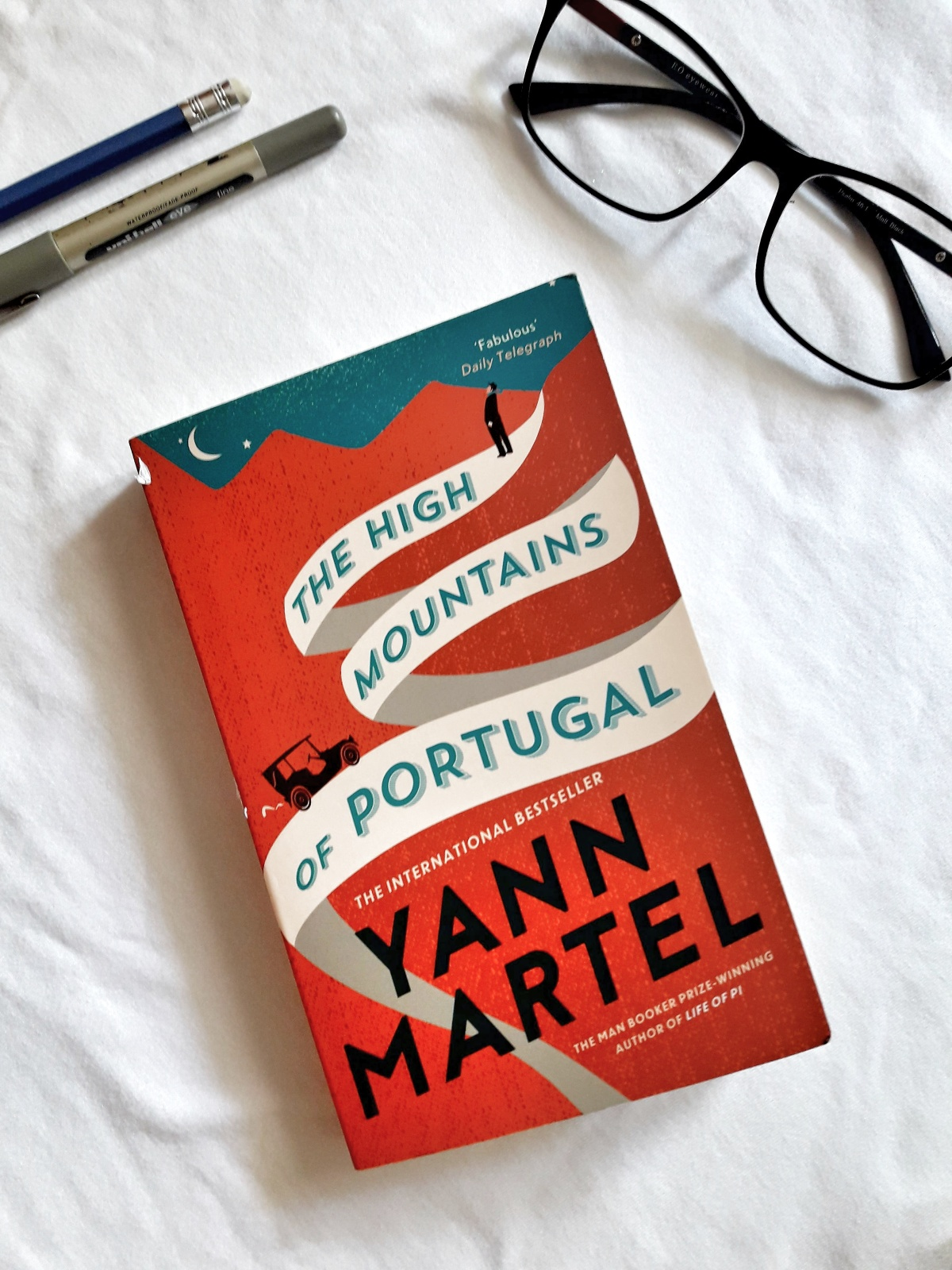 Book Review: The High Mountains of Portugal by Yann Martel
