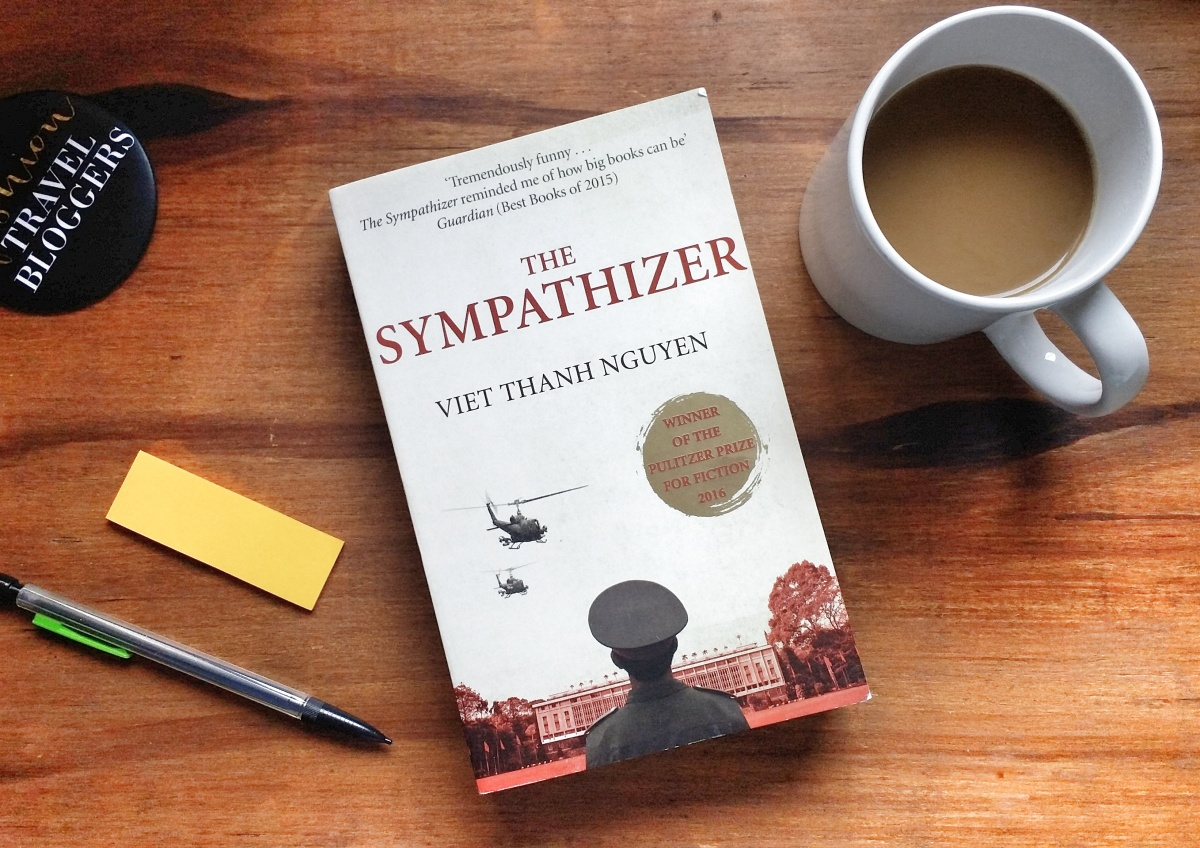 Book Review : The Sympathizer by Viet Thanh Nguyen