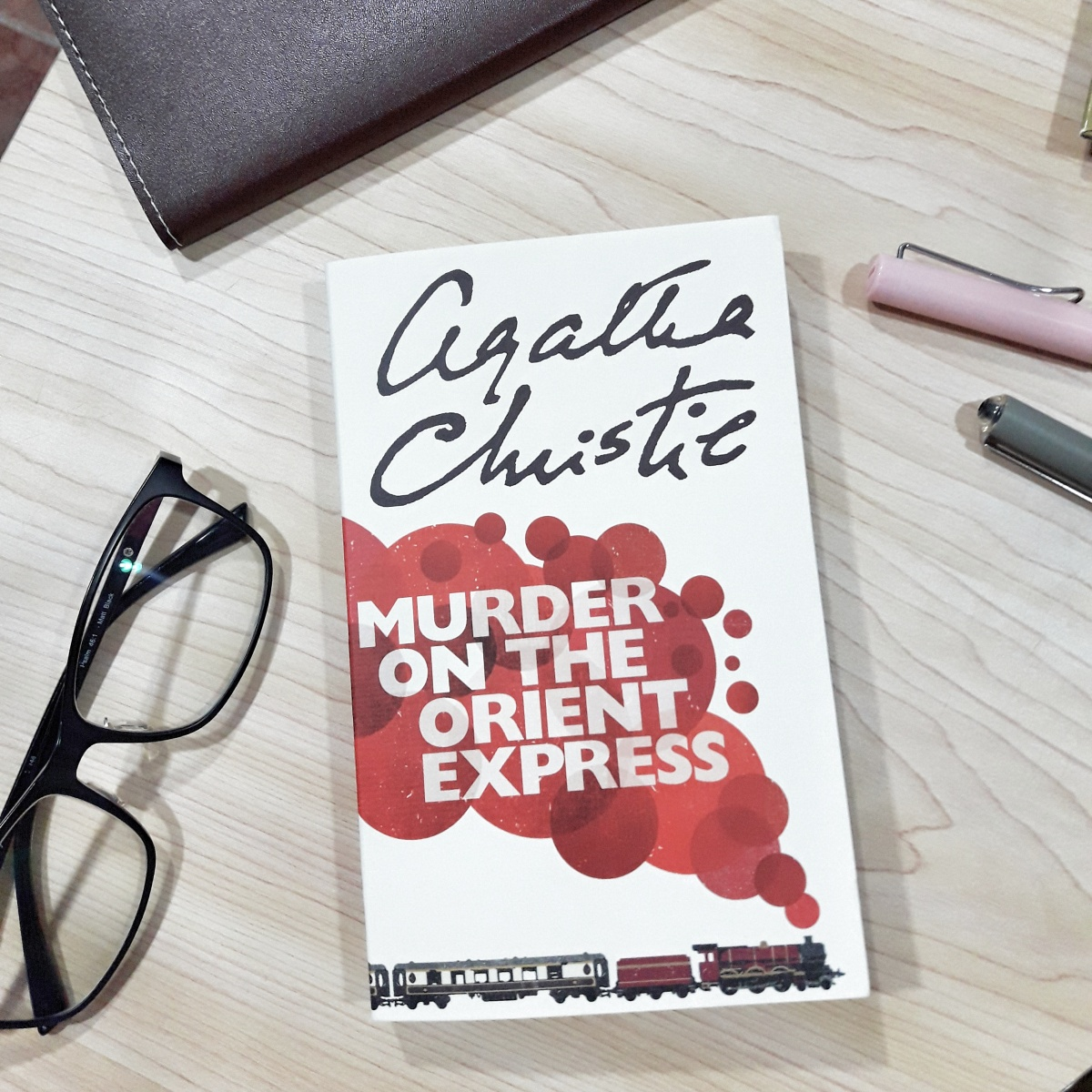 Book Review : Murder on the Orient Express by Agatha Christie