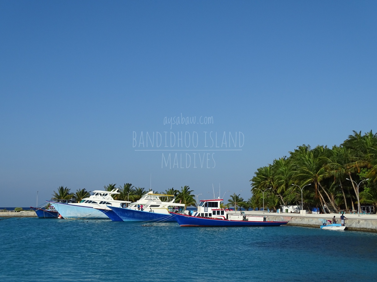 A Visit to Bandidhoo Island