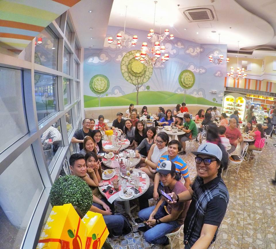 Bloggers Meetup – TFIOB Ver0.2