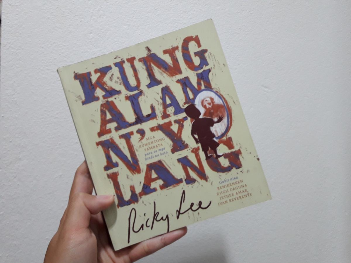Kung Alam N'yo Lang ni RickyLee