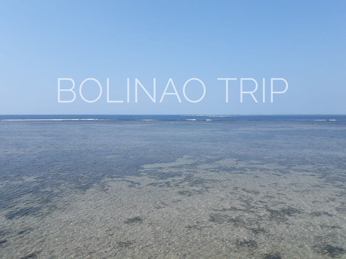 Epic Bolinao Trip