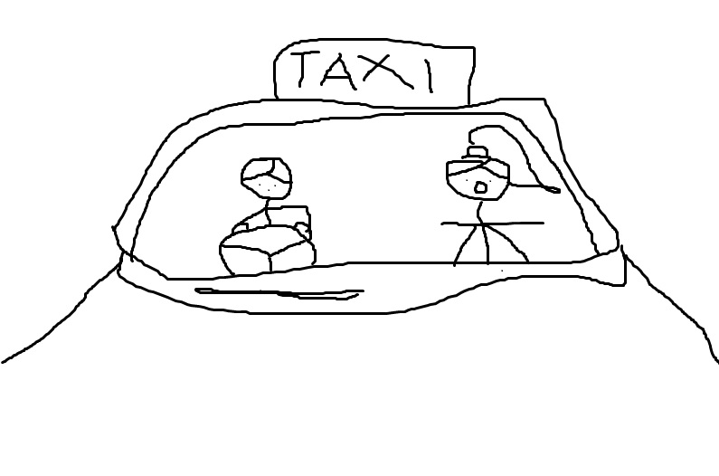 Guys of Male' – Taxi Driver