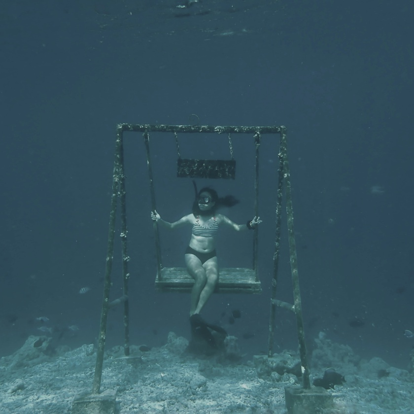 Fushifaru Maldives Freedive