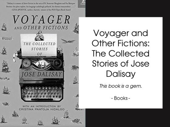 Voyager Josa Dalisay