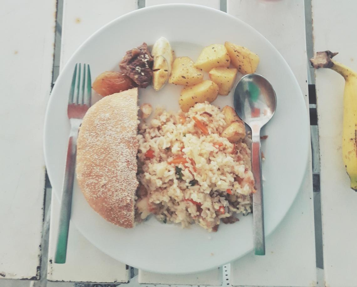 My Eid Lunch