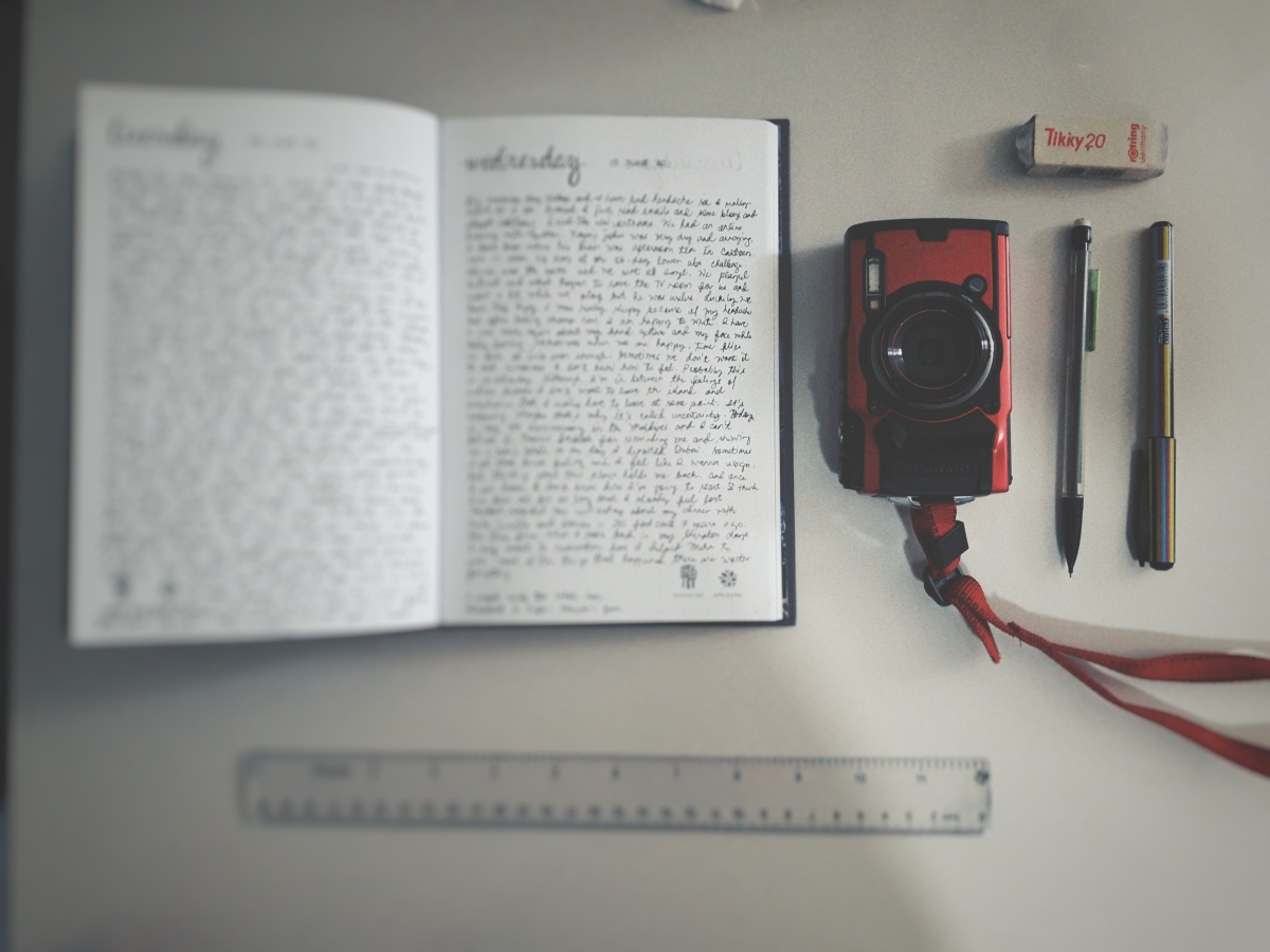 Filling In The BlankPages
