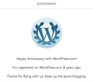 Eight Years on WordPress